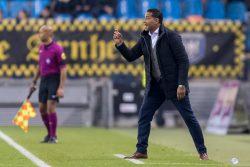 03-12-2016: Voetbal: Vitesse v PEC Zwolle: Arnhem (L-R) Coach Vitesse Henk Fraser -